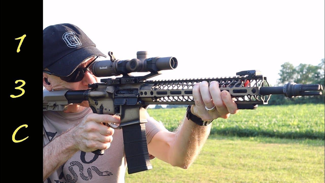 Bushnell SMRS II Pro - Elite Tactical