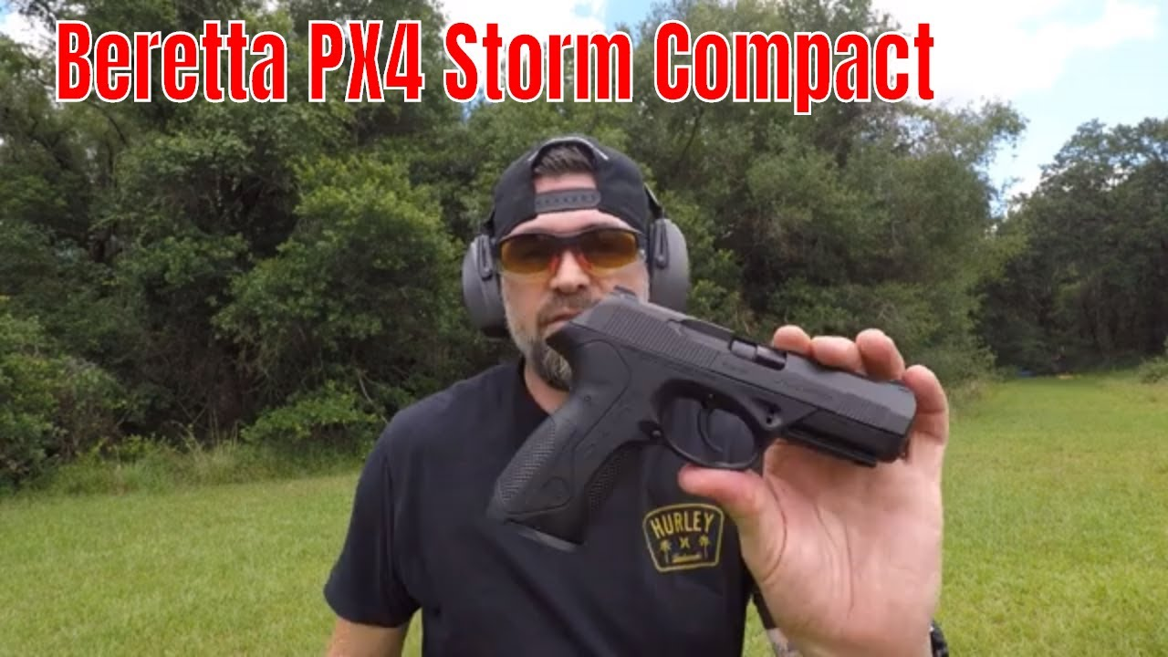 Beretta PX4 Storm 9mm Monday