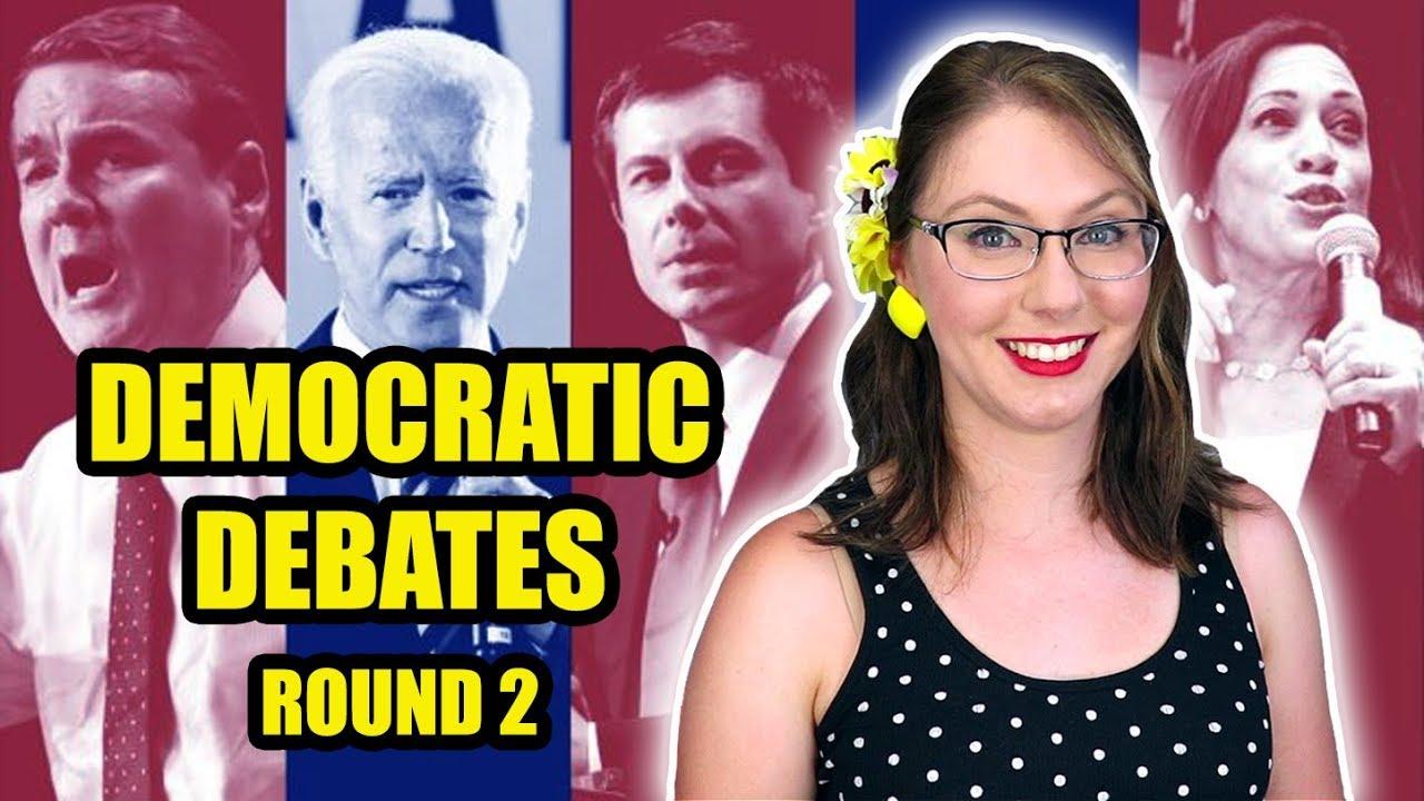 Democratic Debates: Round 2 | Recap & Response