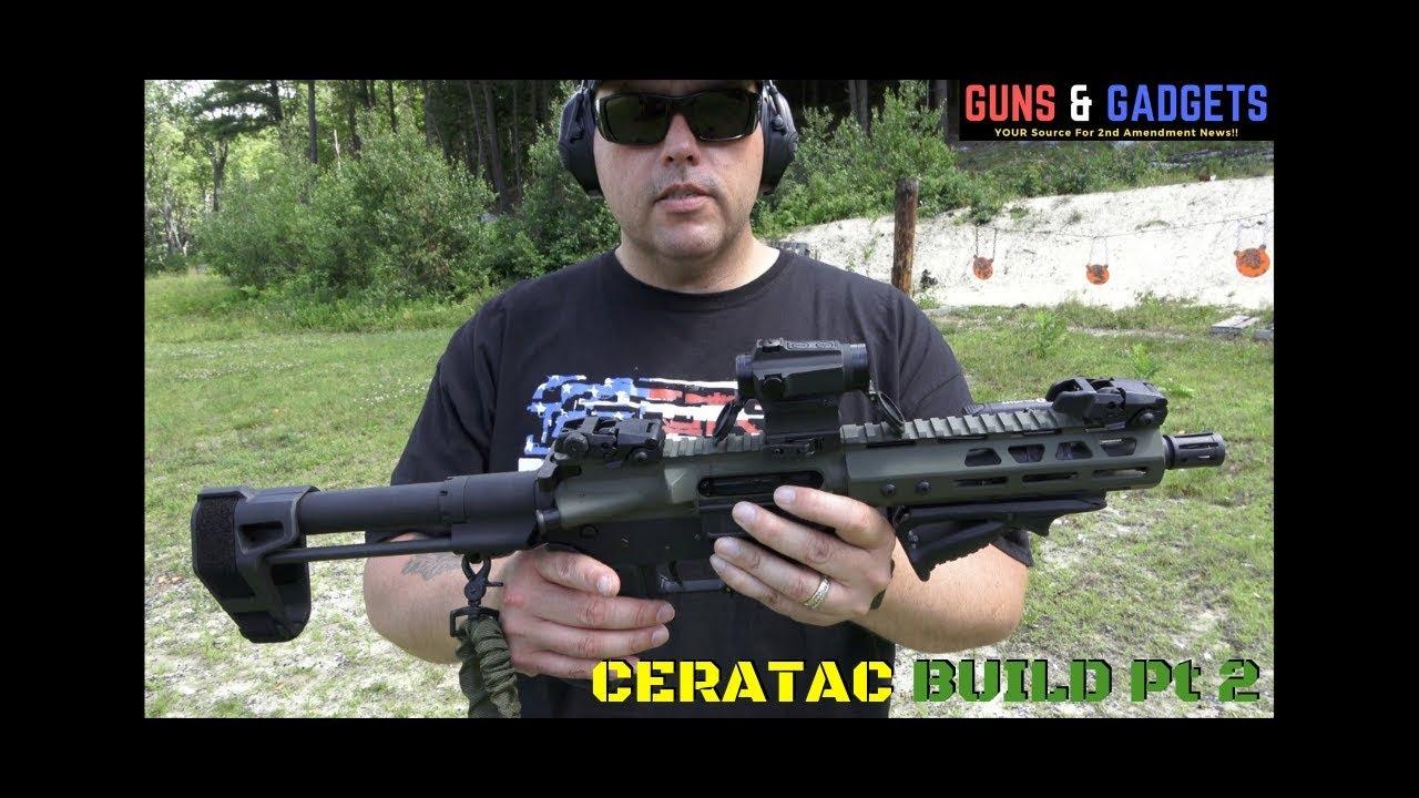 Ceratac Build Pt 2: Range Test