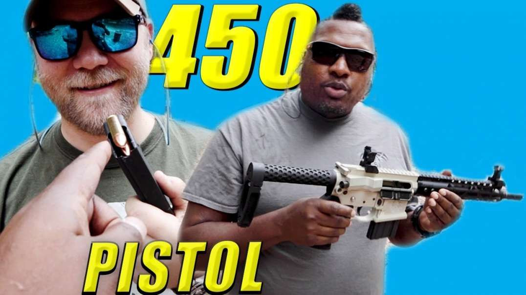 Ridiculous 450 Bushmaster