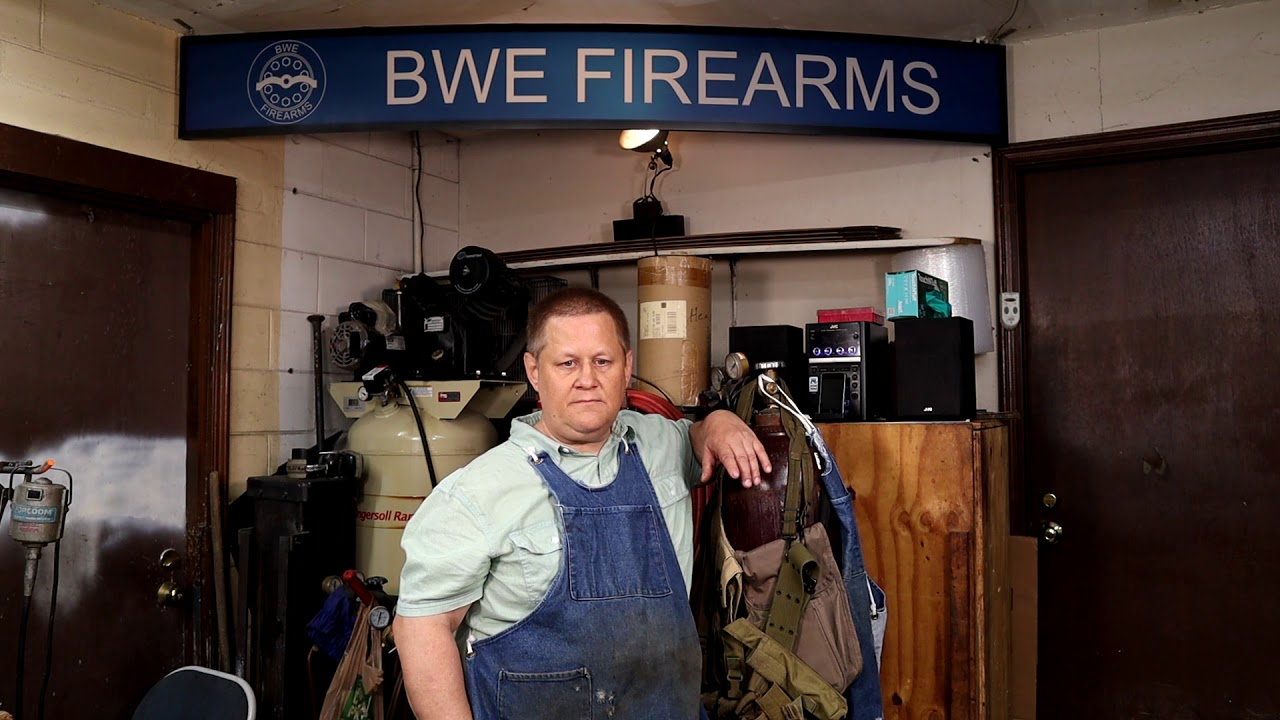 Welcome to BWE Firearms