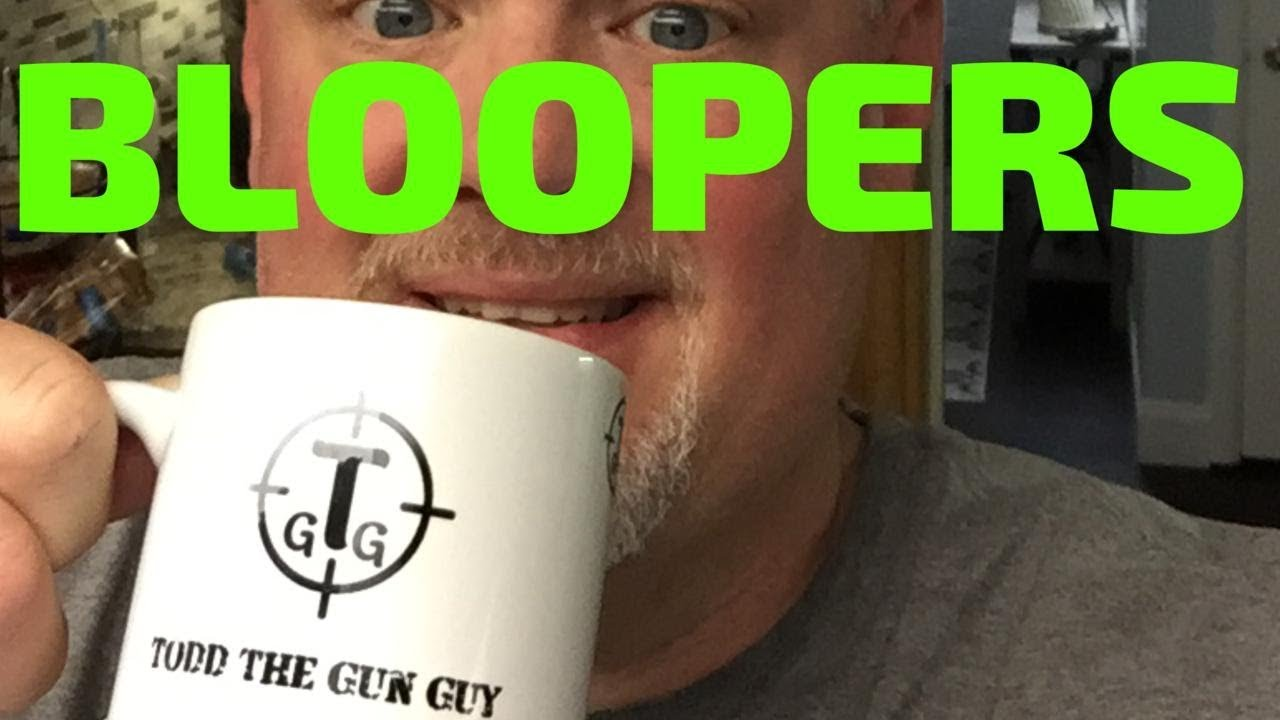 Bloopers, Fails and Follies compilation with Todd the Gun Guy.