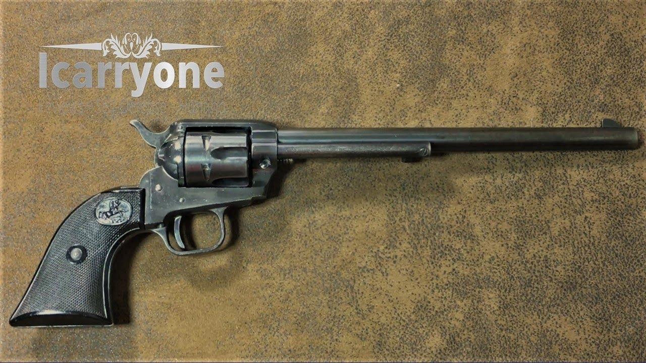 Colt Buntline Revolver - Fact, Fiction & Lore
