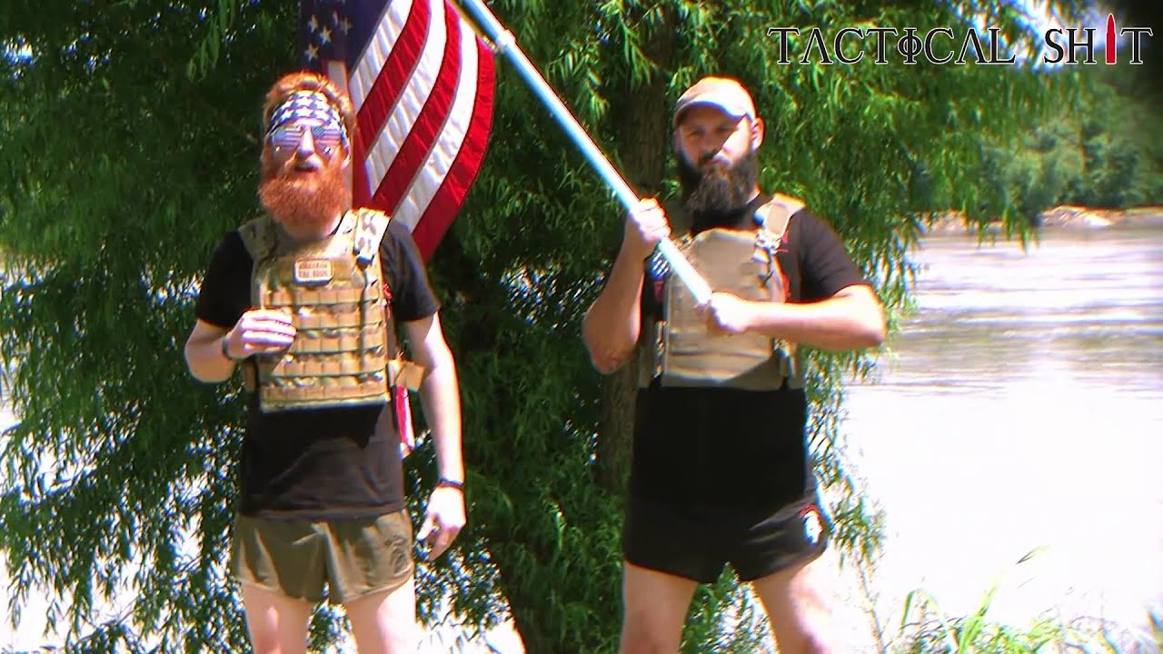 Tactical Shit 22 is enough Silkies Ruck