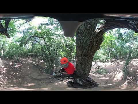 Oklahoma Aoudad hunting 360 video