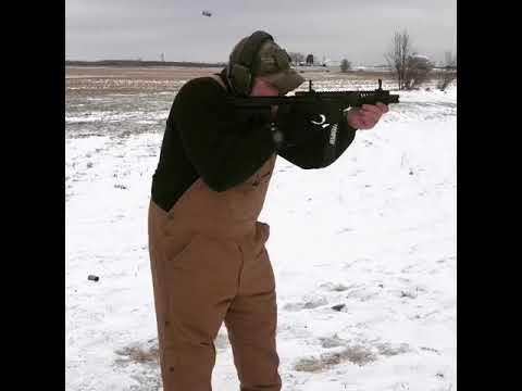 9MM AR15 pistol!!!