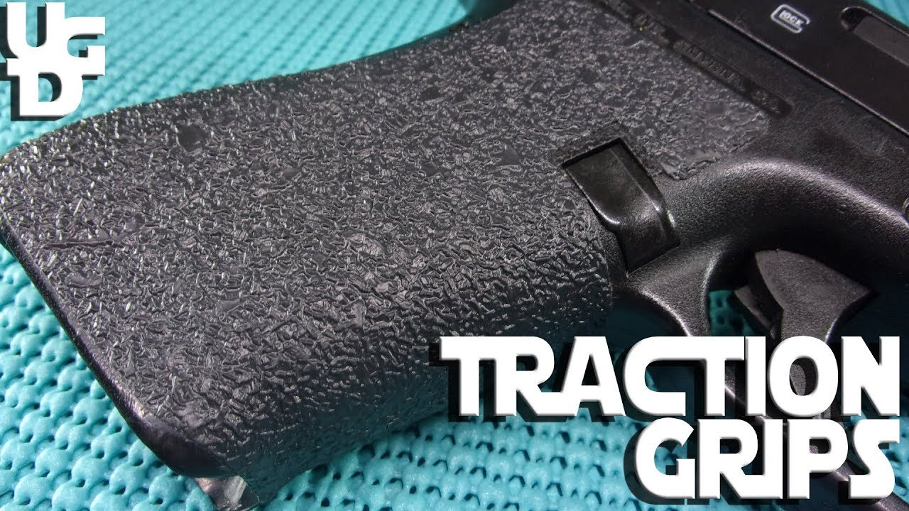 Traction Grips Review not Talon but.....
