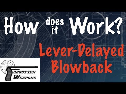 How Does It Work: Lever Delayed Blowback