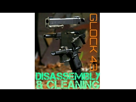 How To Disassemble and clean a Glock