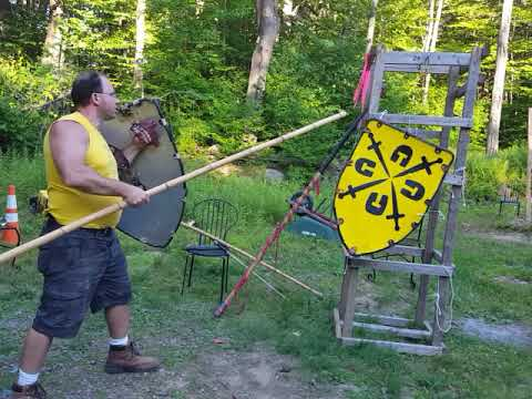 Spear and Shield