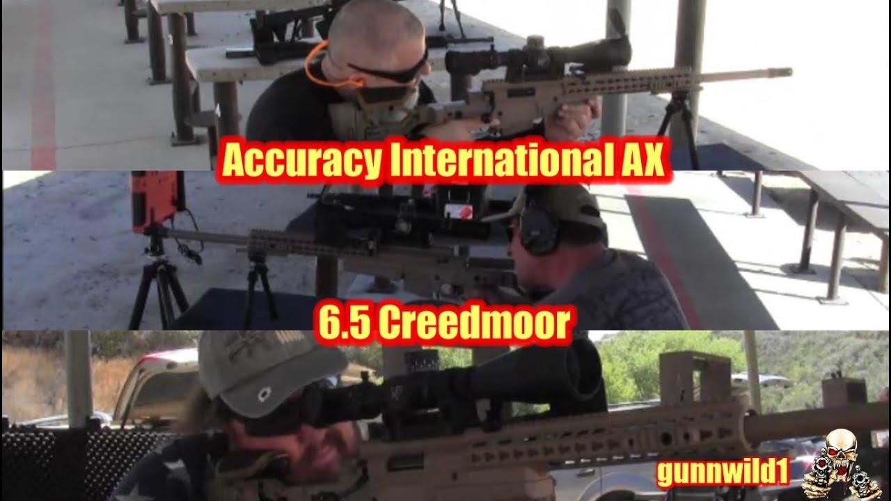 Accuracy International AX 6.5 Creedmoor