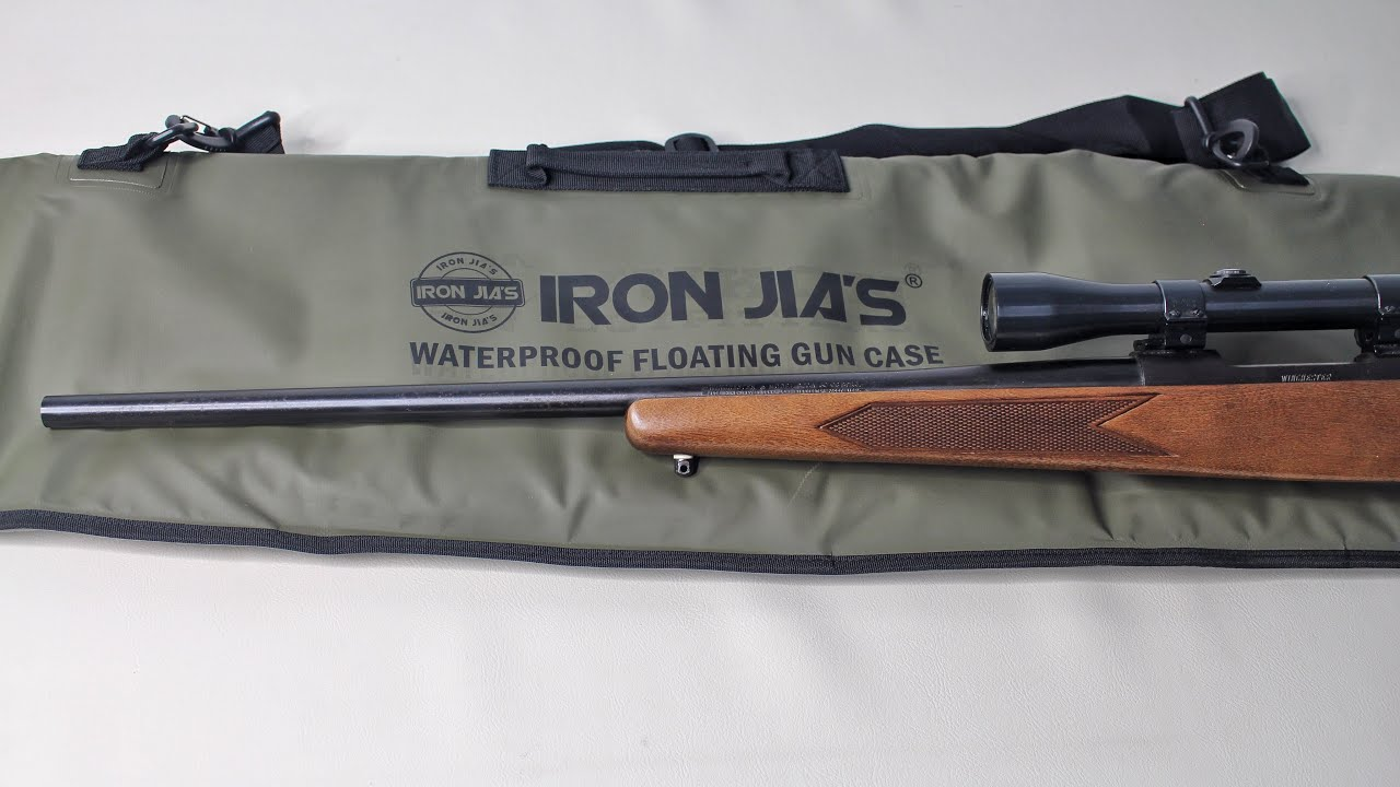 Floating Water Proof Rifle Case Review: Iron Jia's