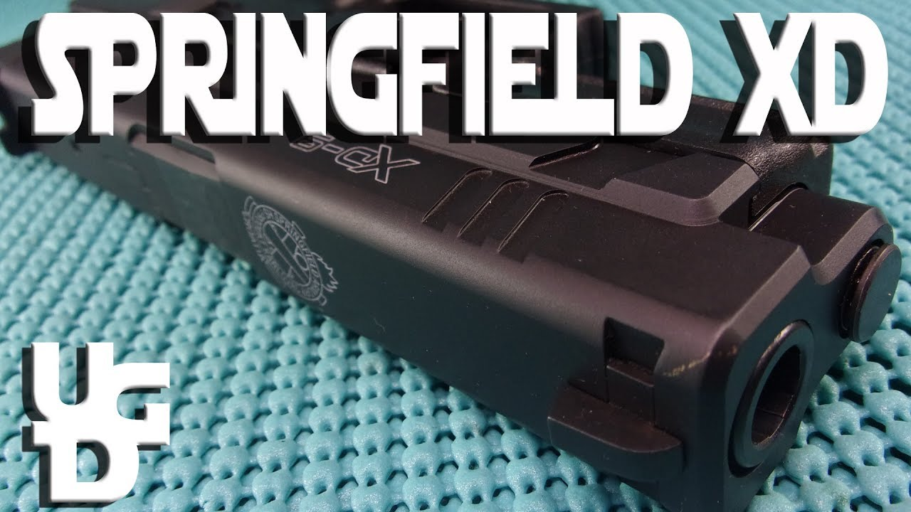 Springfield XD 9 in the 9mm Range Review, damn it Dennis Reese