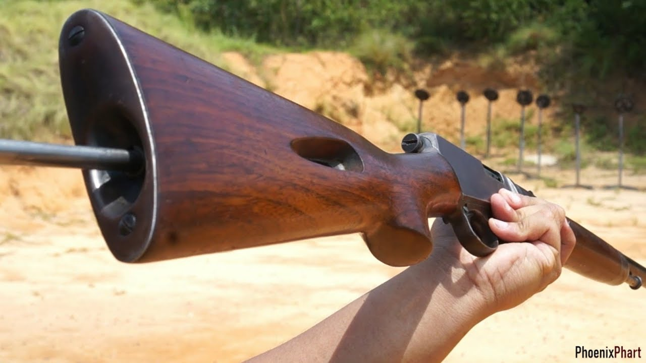 Winchester - Model 63 - .22 Long Rifle