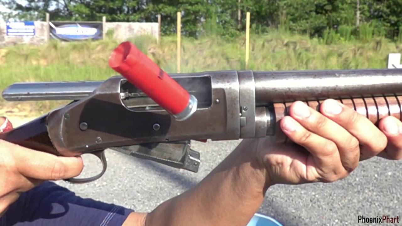 Winchester - Model 1897 - 12 Gauge