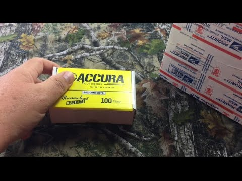 Mail call!!! Accura bullets
