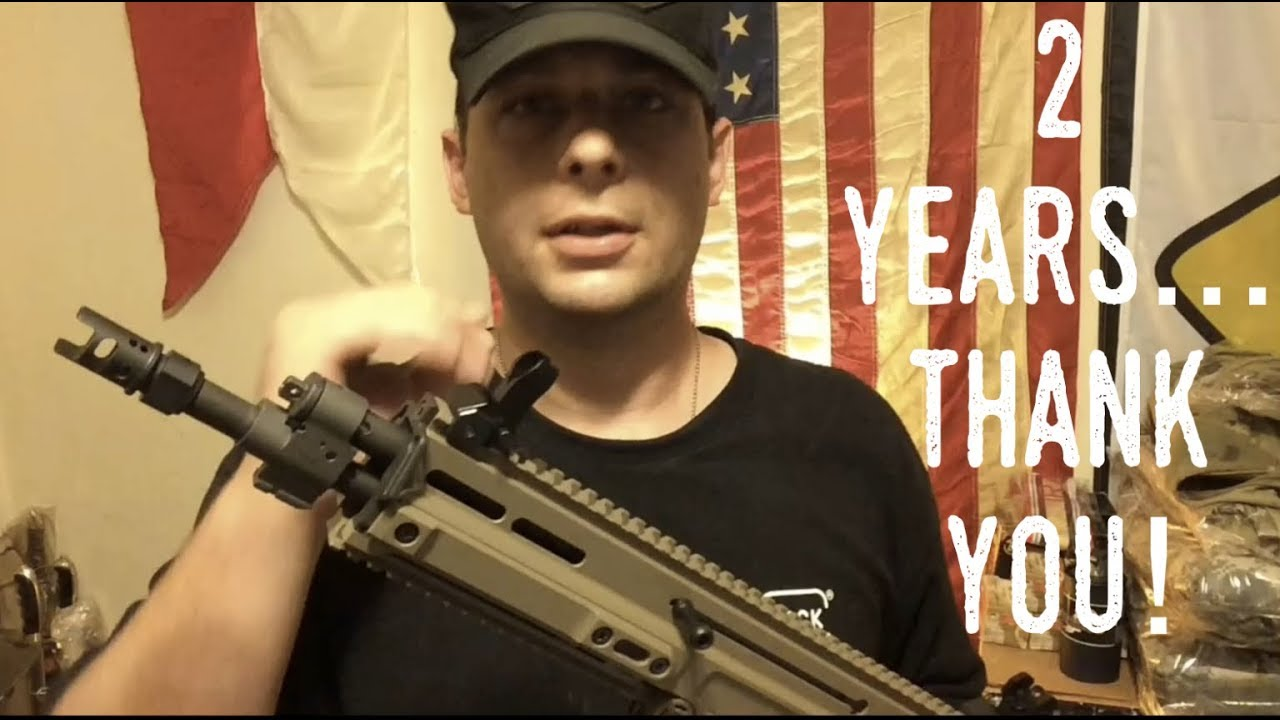 2 years ...Thank You!   Disarming American Citizens   Cav Trooper 19D, why name chosen