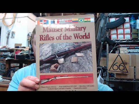 Pistol Braces & Mauser Rifles of The World