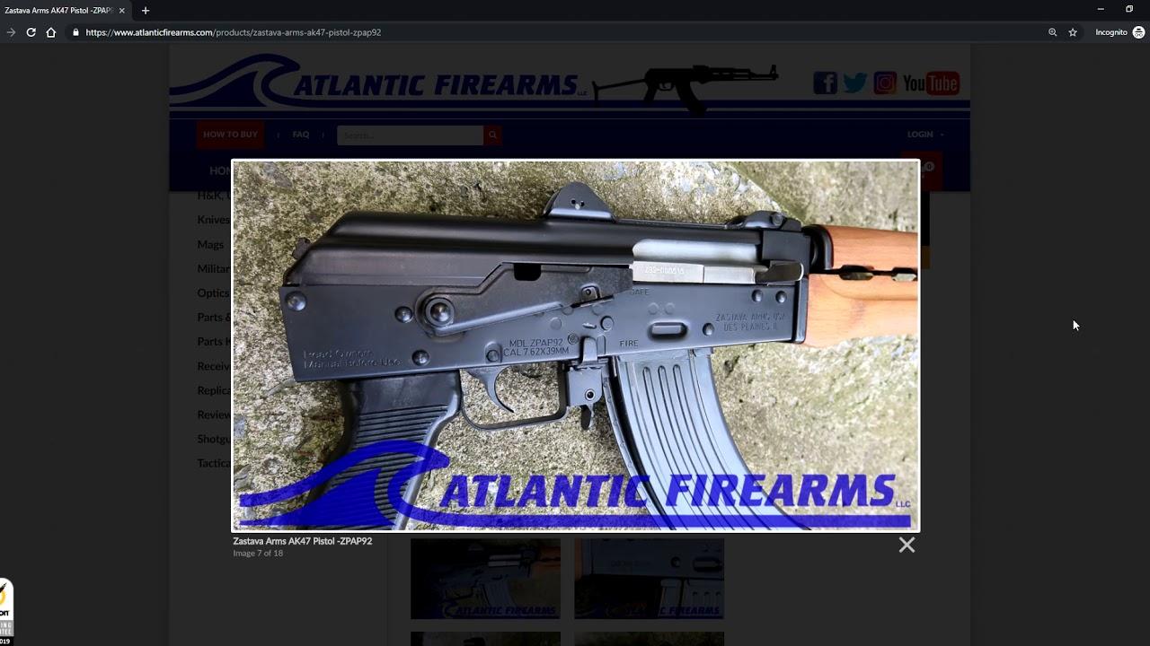 Сербы Идут (на оружейный рынок США) - Zastava USA