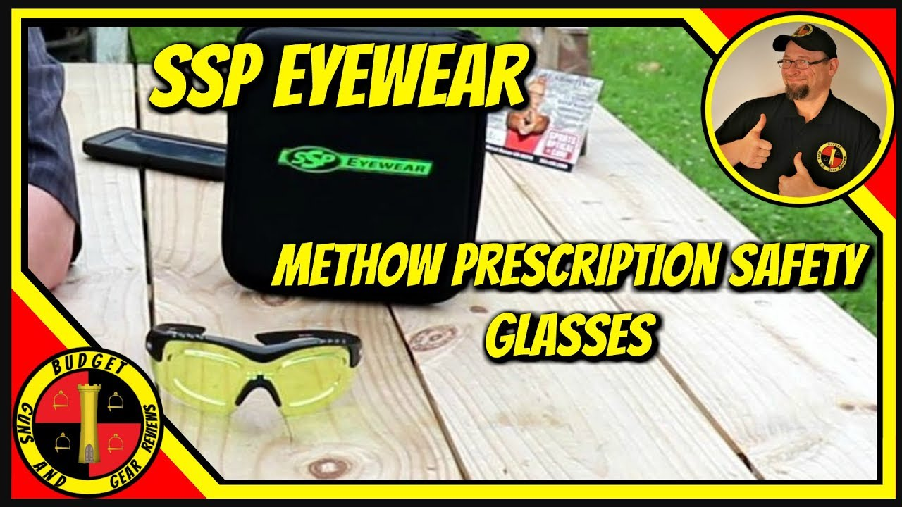 SSP Eyewear Methow Glasses Kit Review