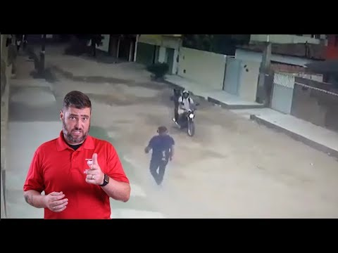 A Brazilian Off Duty Is Not To Be Messed With