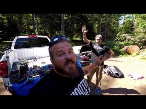 Dan shoots the RIA - Rock Island Armory BBR 3.10