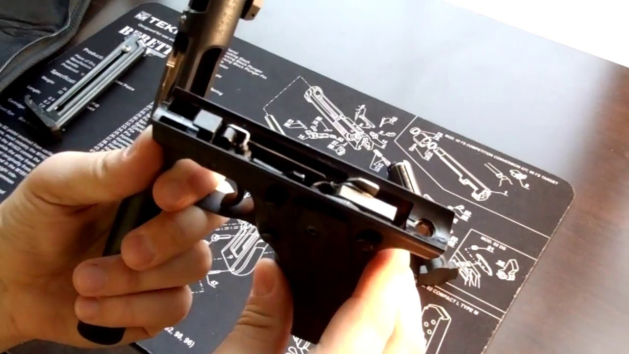 Ruger Mark III 22/45 Pistol - Disassembly and Reassembly Made Easy