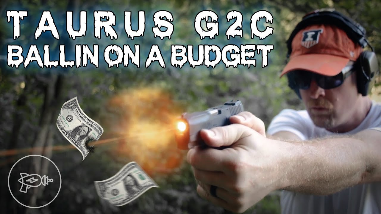 A Penny Pinching Pocket Pistol? Taurus G2C [Review]