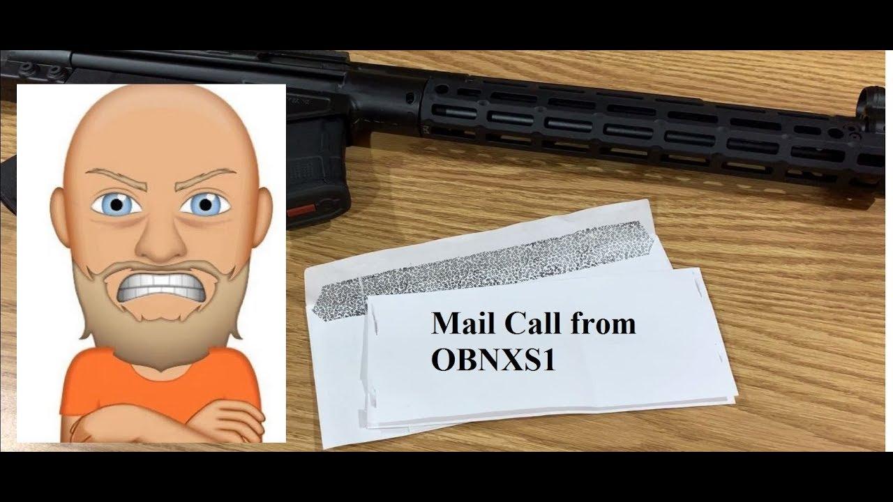 OBNXS1 Mail Call
