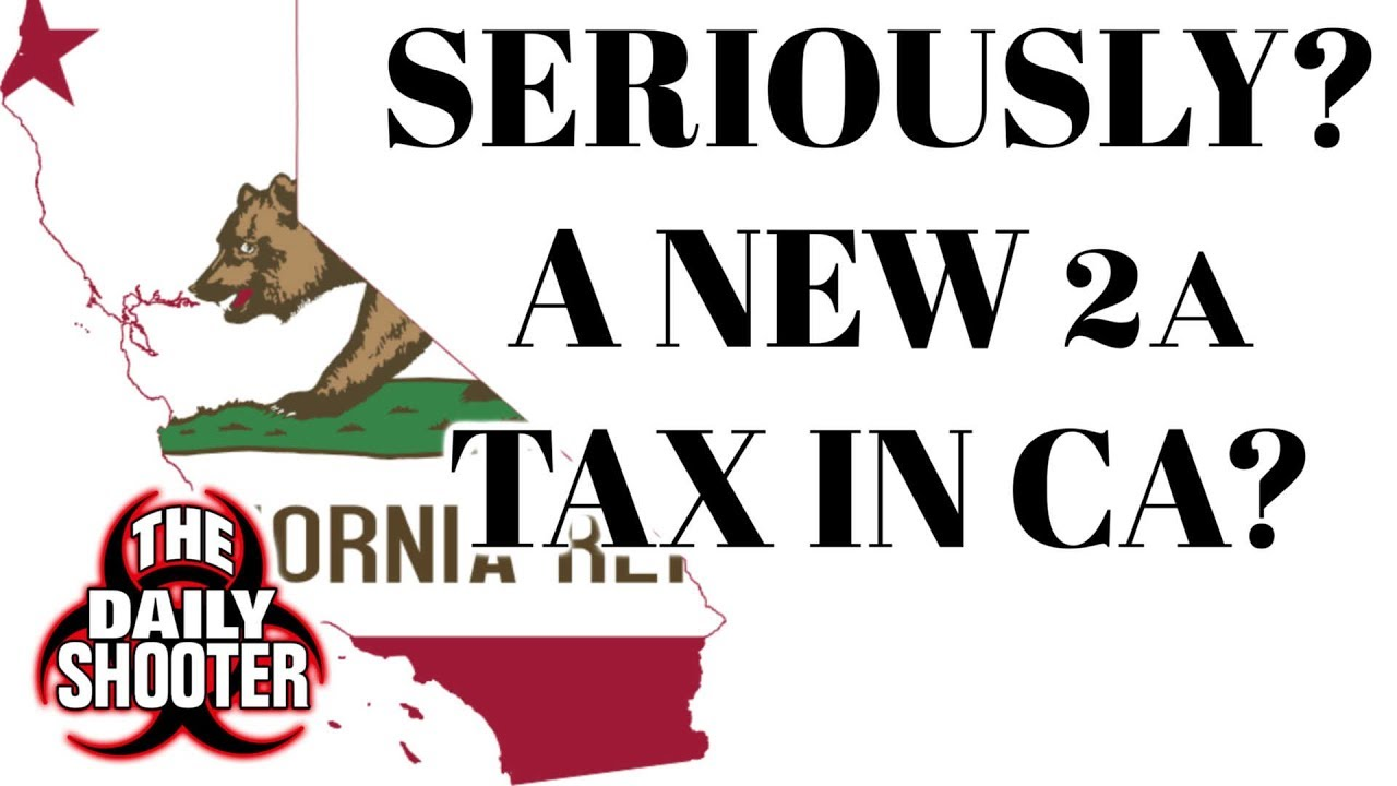 NEW TAX On The 2A  & Liability Insurance?