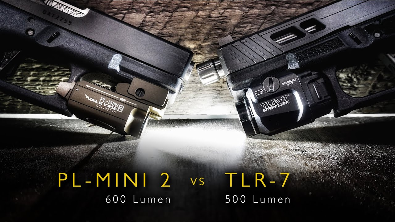 PL-Mini 2 vs. TLR-7