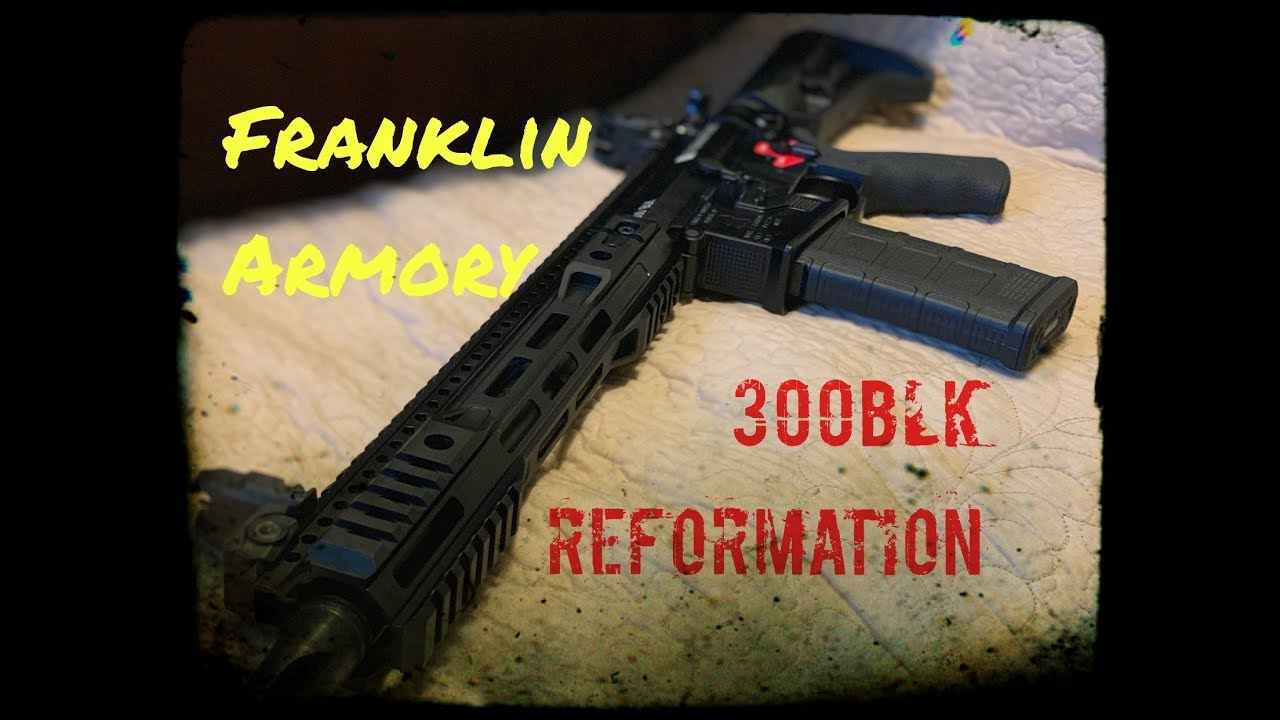 REFORMATION RS11 | FRANKLIN ARMORY