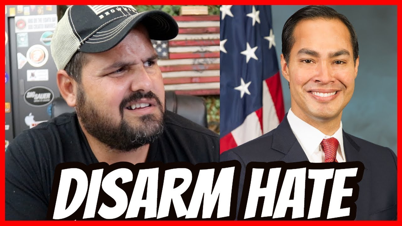What Disarm Hate Really Means!