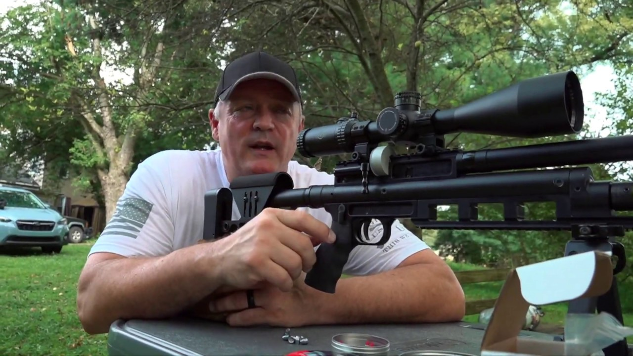 Plinking with the JSAR Raptor .30 cal