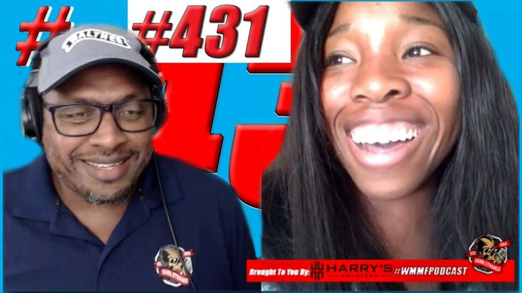 Podcast #431 Antonia Okafor on The Second Amendment Hank Strange WMMF Podcast