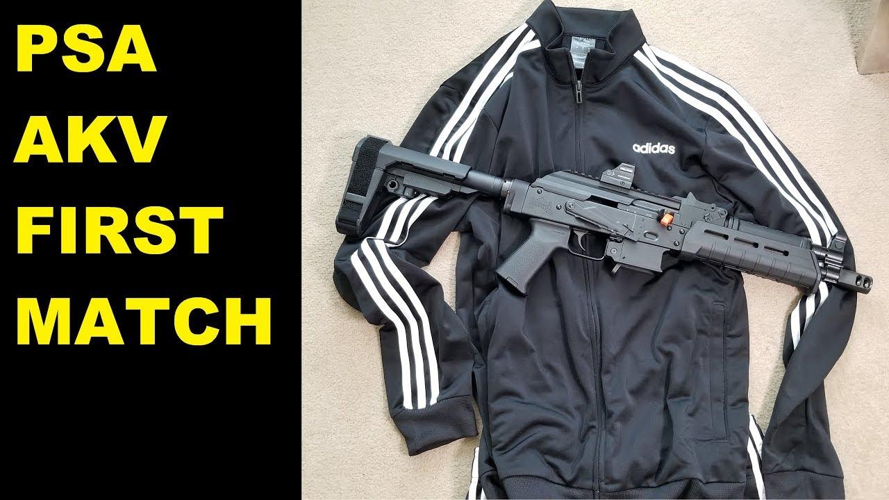 PSA AKV - 9mm AK - First Match!