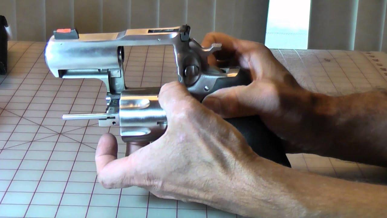 Ruger Super RedHawk Alaskan in 44 Magnum