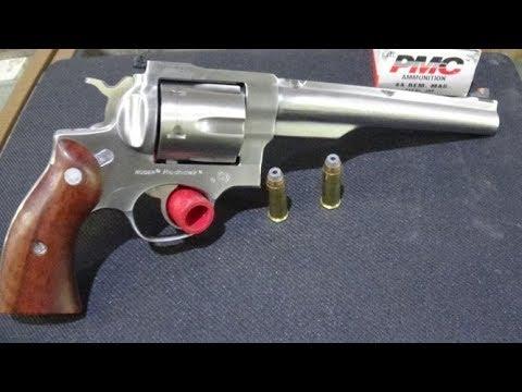 Ruger Redhawk 44 Magnum