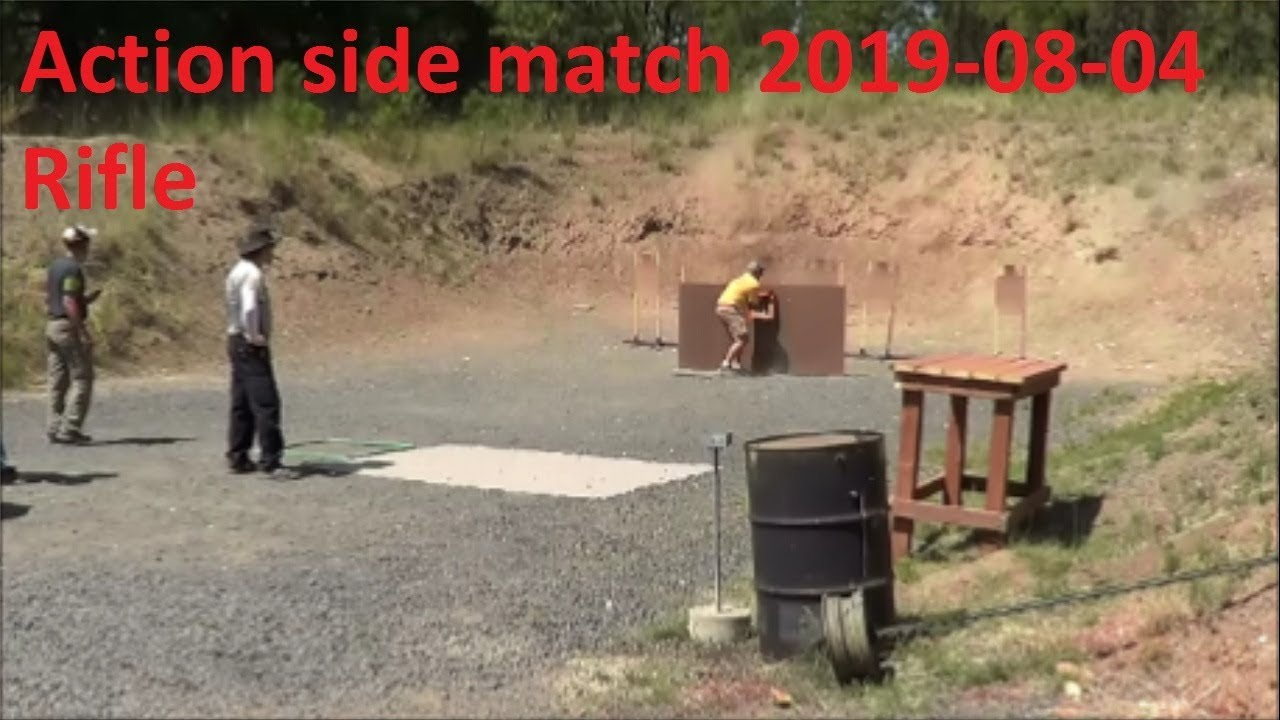 Action side match 2019-08-04 Rifle