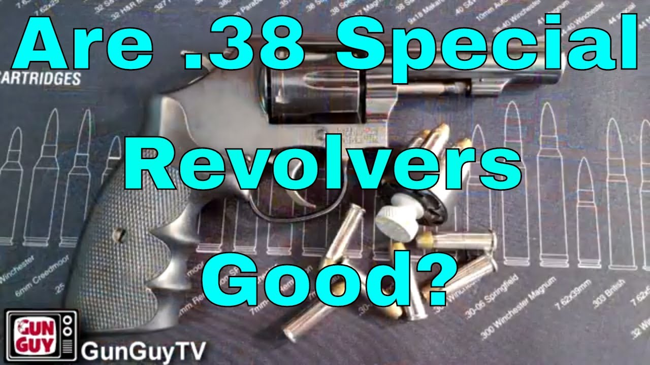 Are Revolvers Good For Home Defense & Concealed Carry?