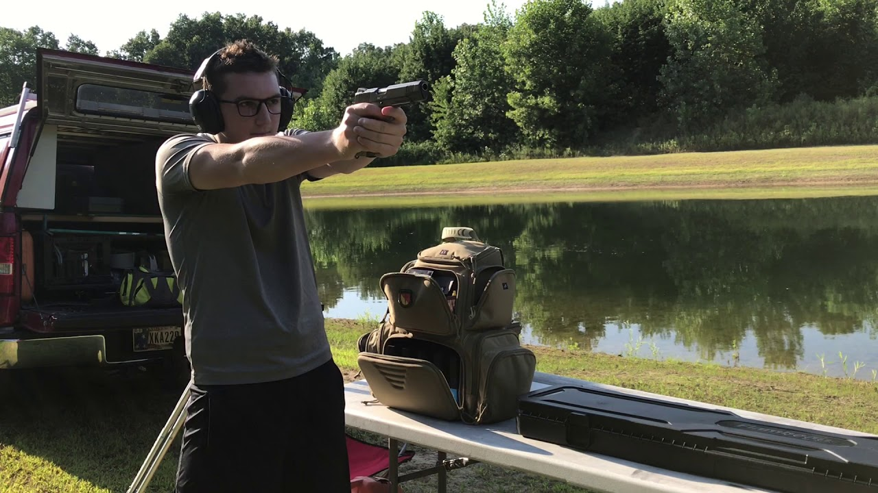Range Time with the Kimber Warrior