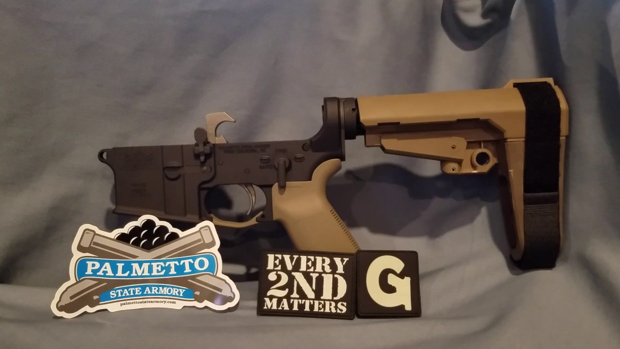 Its All About Jack!!!! AR 5.56 Lower / Complete Pistol