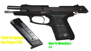 What Do You Do With A Ruger 85 How To Wensday #2