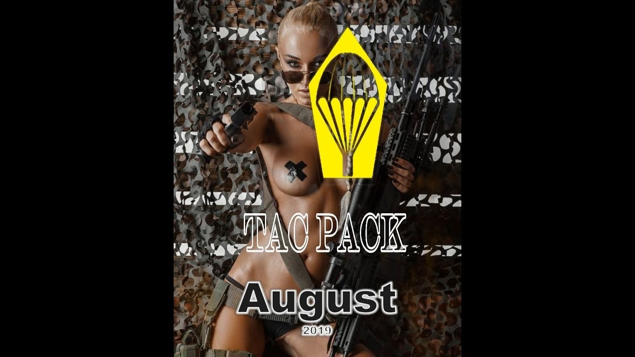 Tac Pack August 2019