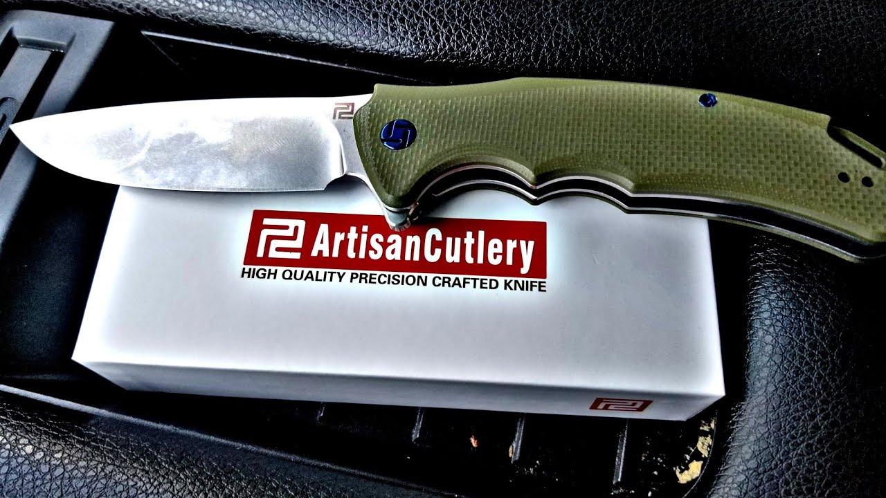 Artisan Cutlery Tradition Folding Knife