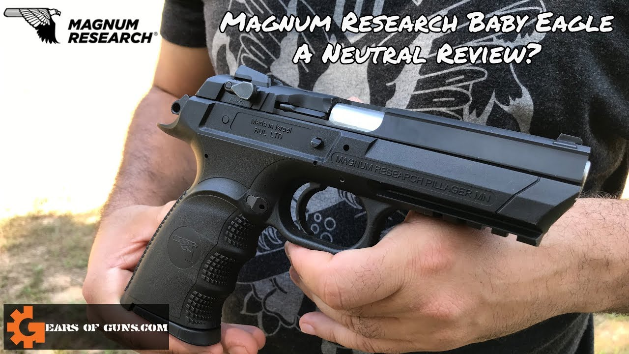 Magnum Research Baby Eagle