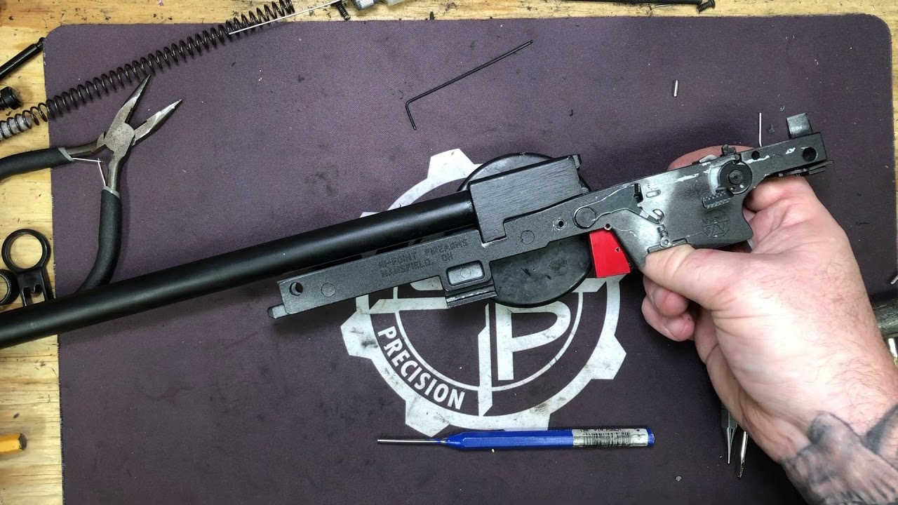 RatRod Installation for the Hi-Point 1095/4095/4595 Series of Carbines