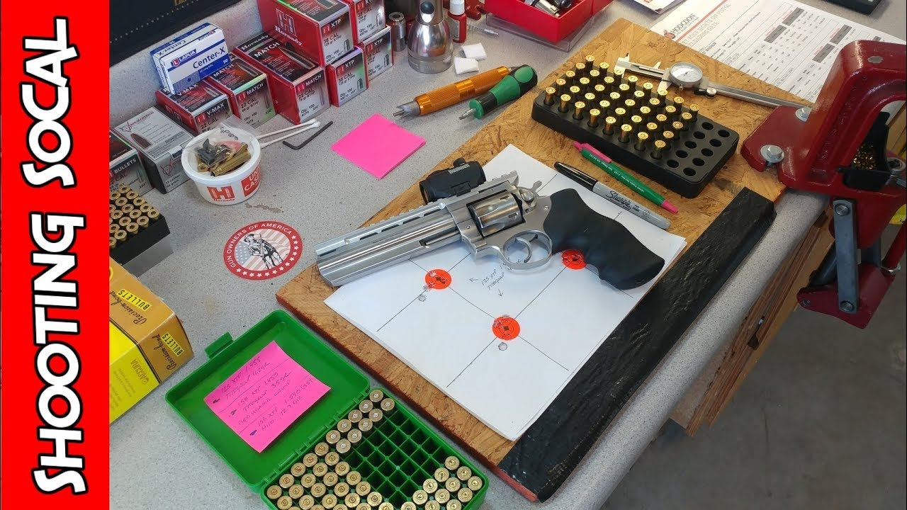 Reloading 38 special / 357 Mag / Titegroup / H110