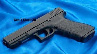 Gen 2 Glock 20